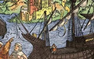 Короткий зміст «Утопія» Томас Мор