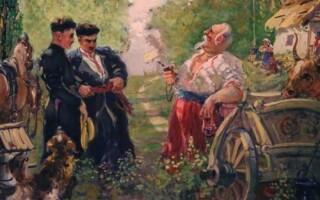 Дві долі синів Тараса Бульби