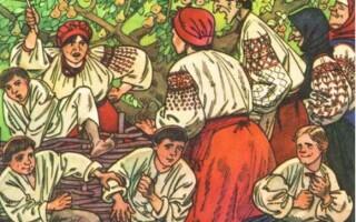 ✅Цитатна характеристика героїв повісті «Кайдашева сім'я»