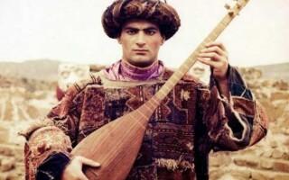 «Ашик-Керіб» – аналіз казки Лермонтова