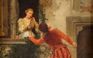 ✅«Ромео і Джуетта». Короткий зміст трагедії Шекспіра