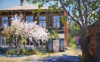 ✅Твір «Весна в моєму дворі»