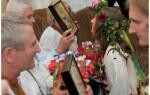 ✅Якими іконами благословляють нареченого і наречену перед весіллям?