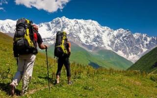 Твір на тему «Похід в гори»