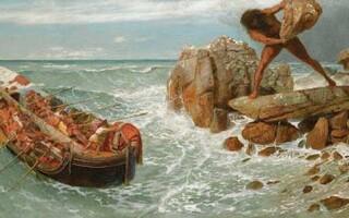 Художні особливості «Іліади» та «Одіссеї»