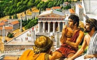 ✅Повсякденне життя та побут давніх греків