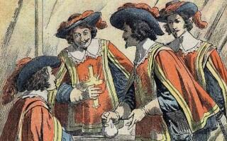 ✅Аналіз твору «Три мушкетери» Дюма