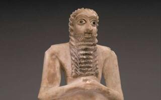 ✅Скульптура і рельєфи Месопотамії