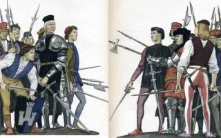 У чому причина ворожнечі між Монтеккі і Капулетті?