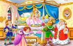 ✅«Принцеса на горошині» – читацький щоденник