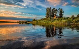 ✅Яка різниця між озером і ставком?