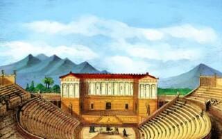✅Чим відрізняється сучасний театр від давньогрецького