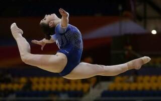 Сочинение на тему «Гимнастика – мой любимый вид спорта»