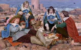 ✅«Три мушкетери» – читацький щоденник