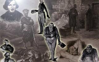 Живі і мертві душі в поемі Гоголя «Мертві душі»
