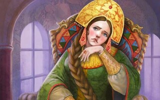 «Царівна Несміяна» – короткий зміст казки