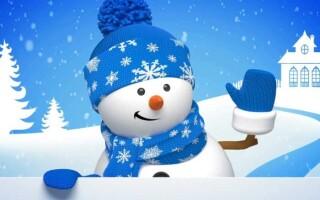 Твір на тему «Зимові канікули»