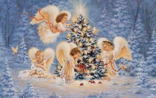 Твір на тему «Різдво»