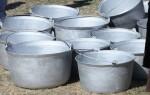 ✅Чому в алюмінієвому посуді не можна зберігати лужні або кислі розчини