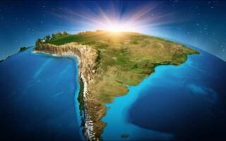 Клімат Південної Америки