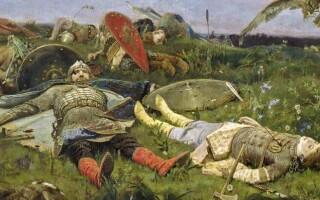 Історична основа поеми «Слово о полку Ігоревім» – факти, події
