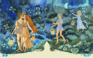 «Сон в літню ніч» – зміст п'єси Вільяма Шекспіра