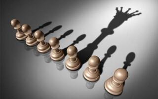 ✅Твір «Кого можна назвати лідером»