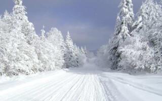 Твір-опис зими