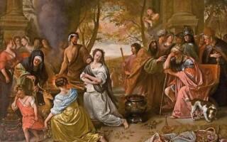 «Орестея» (Есхіл): опис і аналіз трилогії Есхіла