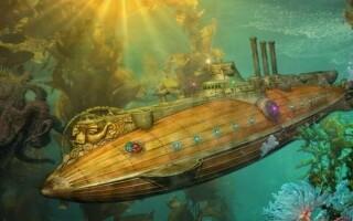✅Аналіз роману «Двадцять тисяч льє під водою»