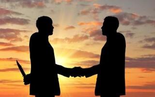 Твір «Чи можуть вороги стати друзями?»