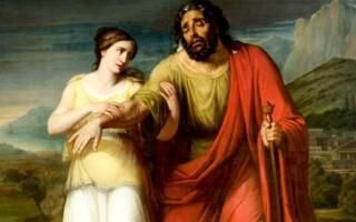 Короткий зміст «Цар Едіп» Софокл