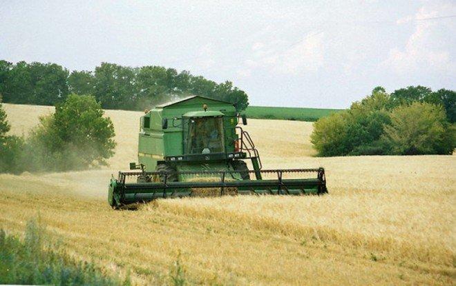 аграрні райони Європи