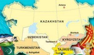 Країни Центральної Азії