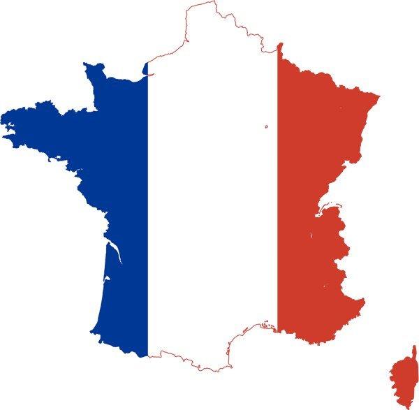 Географія Франції