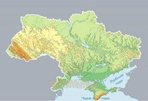 Географія України