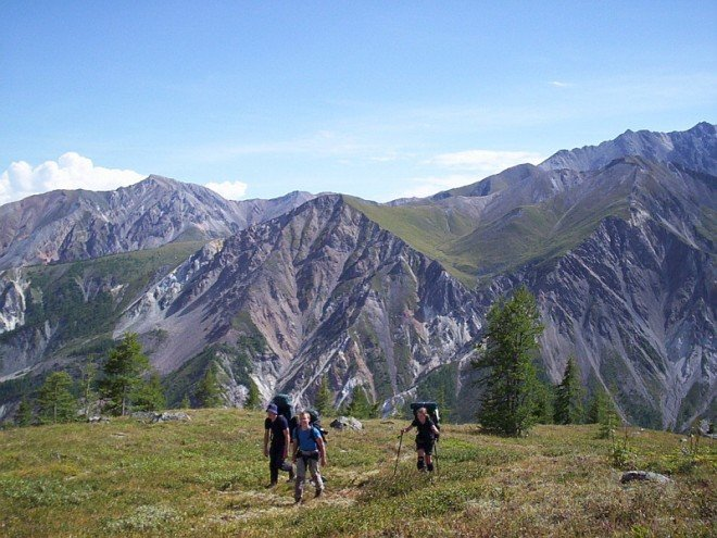 Гори Південного Сибіру
