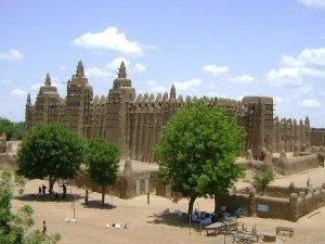 Структура господарства Африки