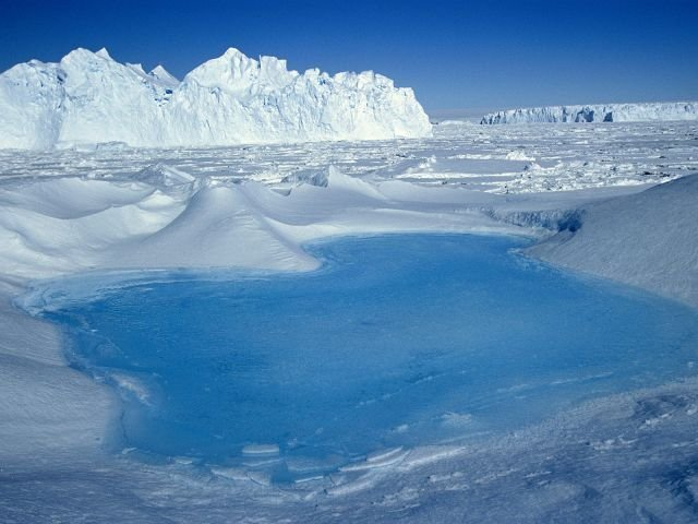 Клімат Антарктиди