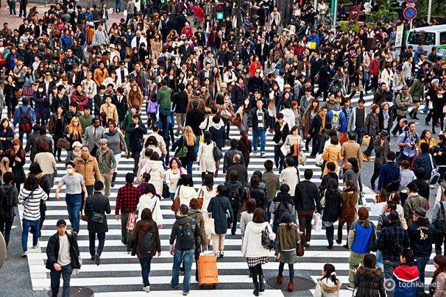 Чисельність населення Землі