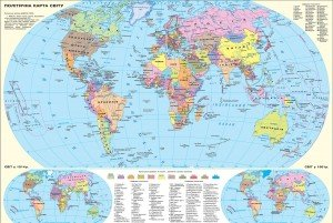 Країни світу