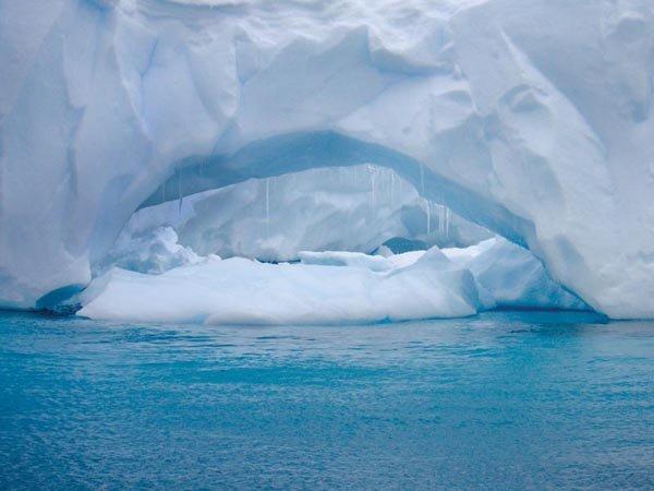 Географічне положення Північного Льодовитого океану