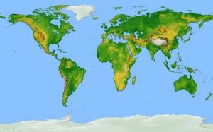 Розвиток географічних знань про Землю