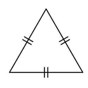 Рівносторонній трикутник