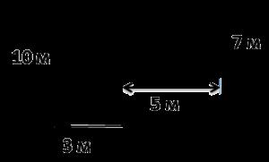 Фігура, яка складається з декількох прямокутників