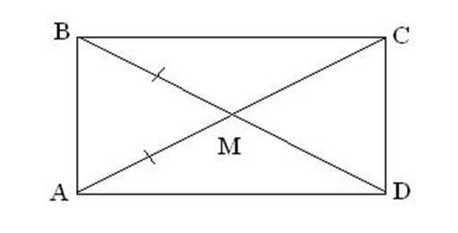 Ознаки прямокутника